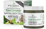 Eco By Sonya Driver Face Compost 7 Minute Face Mask 110ml | 9347597000954