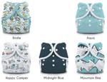Thirsties Duo Wrap Snap Diaper Package Birdie | 816905022005 | 816905022012