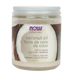 Now Solutions Coconut Oil Natural 207 ml   733739876836