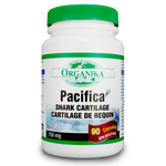 Organika Pacific Shark Cartilage 750mg (DISCONTINUED)