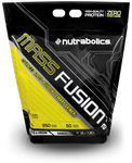Nutrabolics Mass Fusion 2.0 COOKIES N CREAM 16lbs | 019962153150