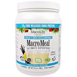 MacroLife Naturals MacroMeal  | Vanilla | 600g