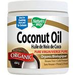 Nature's Way Organic Coconut Oil Pure Virgin  033674316894