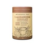 Harmonic Arts 5 Mushroom Chocolate Elixir Blend 480g   842815056922