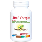 New Roots Herbal Ultra B Complex 100mg | 628747108980