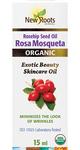 New Roots Herbal Organic Rosehip Seed Oil Rosa Mosqueta 15mL | 628747217385