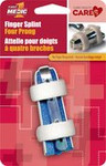 Card Health Cares First Medic Finger Splint Four Prong   872798000940