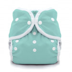 Thirsties Duo Wrap Snap Diaper Aqua | 812087014906 | 812087014920