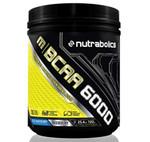 Nutrabolics Micronized BCAA 6000 - Iced Raspberry 240 g | 019962509544