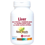 New Roots Herbal Liver Milk Thistle Plus Alpha‑Lipoic Acid | 628747102100