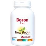 New Roots Herbal Boron 3mg 90 veg capsules   628747104364