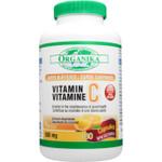 Organika Vitamin C Super Buffered 500mg | 620365025168