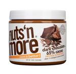 Nuts 'N More Dark Chocolate 65% Cacao Peanut Spread 454 grams   723172187804