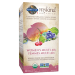 Garden of Life Mykind Organics Women's Multi 40+   628055928331