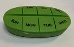 Yes Wellness 8 Day Pill Organizer | 123123123123