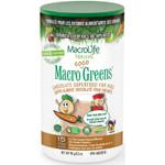 MacroLife Naturals Macro Coco Greens for Kids 95 grams | 852434001418
