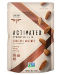 Living Intentions Activated Sprouted Nuts Unsalted Almonds 113 grams | 813700020397