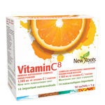 New Roots Herbal Vitamin C8 Powder | 628747016865