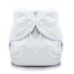 Thirsties Duo Wrap Snap Diaper White | 812087012179 | 812087012186
