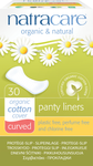 Natracare Curved Panty Liners | 782126003065