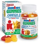 Ironkids Gummies Omega-3 60 gummies | 683702100072