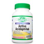 Organika Active Acidophilus 100 capsules | 620365024314