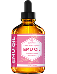 Leven Rose 100% Pure & Organic Emu Oil |