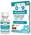 Homeocan Kids 0-9 Pain and Fever Cherry Flavor 25 ml  | 778159022913