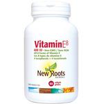 New Roots Herbal Vitamin E8 400 IU | 628747110938