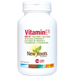 New Roots Herbal Vitamin E8 400 IU | 628747110969