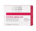 Annemarie Borlind System Absolute Anti-Aging Regenerating Night Cream 50 mL | 4011061008450