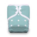 Thirsties One Size Snap Pocket Diaper Aqua 8-40 lbs| 812087015866 | SKU : TB-1323-001