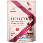 Living Intentions Activated Superfood Cereal Radiant Raspberry | 853037004431