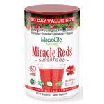 MacroLife Naturals Miracle Reds Superfood 567 grams | 852434001739