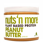 Nuts 'N More Peanut Butter Plant Based Protein Vegan Spread | 792871809430