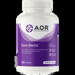 AOR Bone Basics 271mg 120 Capsules | 624917040869