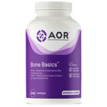 AOR Bone Basics 271mg 240 Capsules | 624917040852