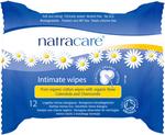 Natracare Intimate Wipes | 782126200150