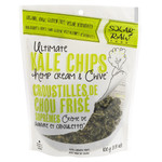 Solar Raw Ultimate Kale Chips Hemp Cream and Chive | 875405005017