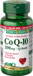 Nature's Bounty Extra Strength CoQ10 200 mg | 029537171397