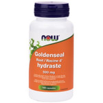 Now Foods Goldenseal Root 500mg 100 Capsules | 733739846921