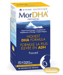 Minami Nutrition MorDHA Prenatal Lemon 60 Softgels | 069967150210