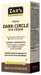 Zax's Original Dark Circle Eye Cream 28 grams | 0839869000056