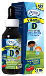 Omega Alpha Vitamin D 500 I.U. Kids | 826913127005