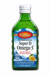 Carlson Super D Omega-3 250 ml   088395014024