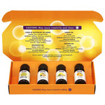 Now Essential Oils Put Some Pep In Your Step Kit 4 x 10 ml | 733739076540