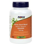 Now Foods Horny Goat Weed Extract | 733739847584