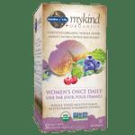 Garden of Life Mykind Organics Women's Once Daily Multivitamin | 628055928324