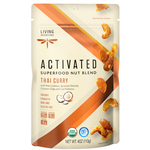 Living Intentions Activated Superfood Nut Blends Thai Curry | 813700020380