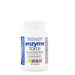 Prairie Naturals Enzyme Force with Fibrazyme Digestive Enzymes 60 V-Capsules | 067953002802